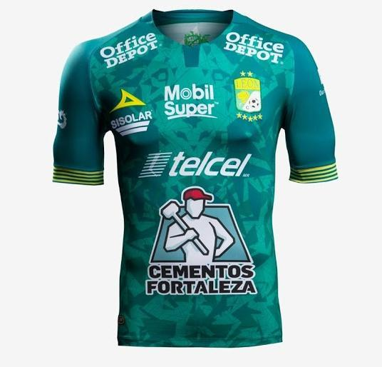 Club Leon | Home Shirt 19/20 - Discount Soccer Jerseys
