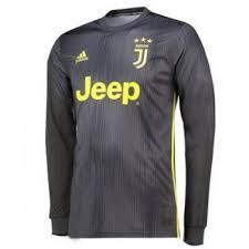 Juventus | Third Kit 18/19 | Long Sleeves - SoccerTriads
