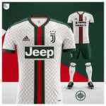 Juventus X Gucci Limited Edition Shirt - Discount Soccer Jerseys