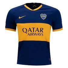 Boca Juniors | Home Shirt 19/20 - Discount Soccer Jerseys