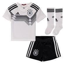 Germany | Kids | Home Kit 17/18 - SoccerTriads