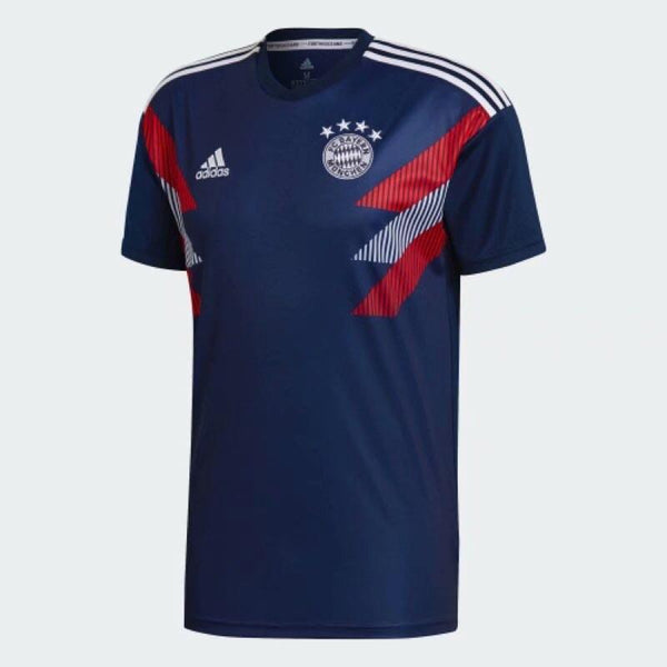 Bayern | Pre-Match Kit 18/19 - Soccer-Triads.co.uk