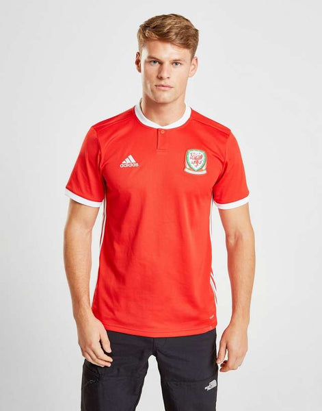 Wales | Home Kit 18/19 - SoccerTriads