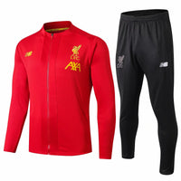 Liverpool | Red Training Tracksuit 19/20 - Discount Soccer Jerseys