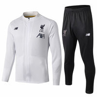 Liverpool | White Training Tracksuit 19/20 - Discount Soccer Jerseys