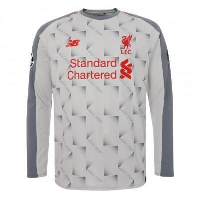 Liverpool | Third Kit 18/19 | Long Sleeves - Soccer-Triads.co.uk