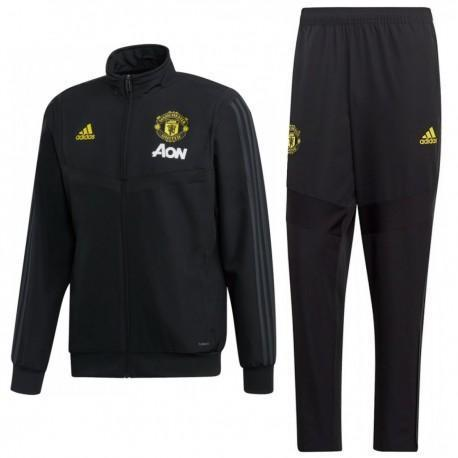 Manchester United - Training Tracksuit Type C - Discount Soccer Jerseys
