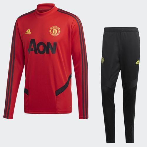 Manchester United - Training Kit Type D - Discount Soccer Jerseys