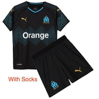 Marseille | Kids | Away Kit 18/19 - SoccerTriads