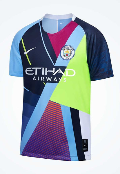 Man City | Mashup Shirt - Discount Soccer Jerseys