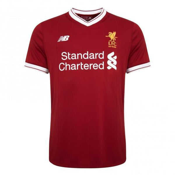 Liverpool | Home Shirt 17/18 - Discount Soccer Jerseys