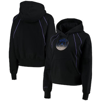 PSG | Womens Paris Saint-Germain X Jordan Anthem Jacket - Black