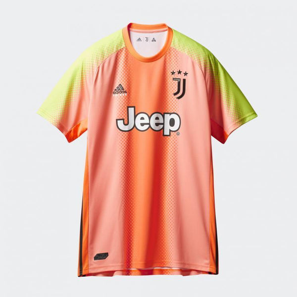 Juventus | Palace Limited Edition Goalkeeper Shirt 19/20 - Discount Soccer Jerseys