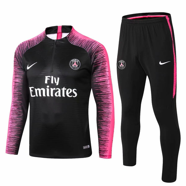 Psg | Black | Training Top Type B + Pants 18/19 - Soccer-Triads.co.uk