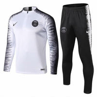 PSG | Jordan White Training Top + Pants - Discount Soccer Jerseys