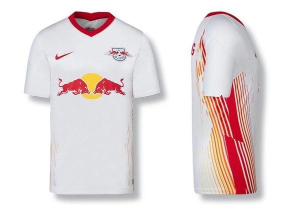 Red Bull Leipzig | Home Shirt 20/21 - Discount Soccer Jerseys