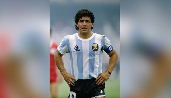 Argentina | Maradona Home Shirt 1986 - Any Name