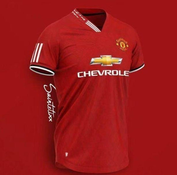 Manchester United - Special Edition Home Shirt - Discount Soccer Jerseys