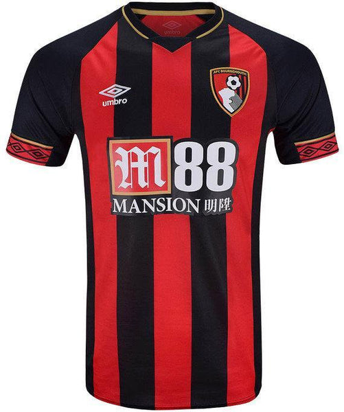 Bournemouth | Home Kit 18/19 - Soccer-Triads.co.uk