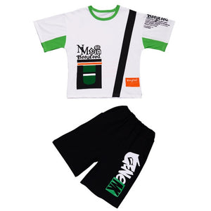 T Shirt - Shorts Kids Boys Clothes