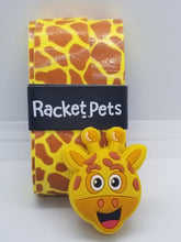 Giraffe - tennis racket dampener overgrip animals