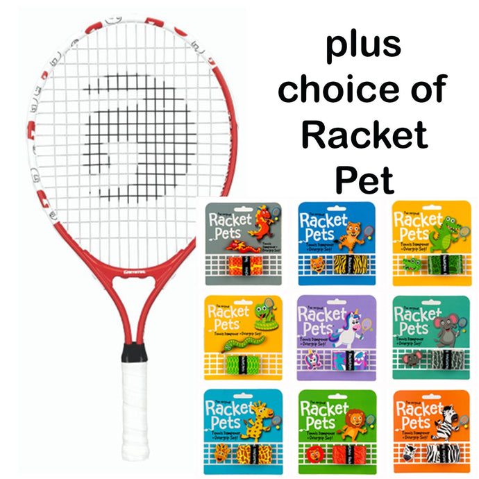 Gamma Sport Quick Start Junior Racket Racquet