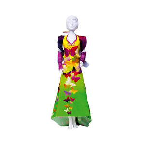 Set de croitorie hainute pentru papusi Couture Mary Butterfly, Dress Your Doll