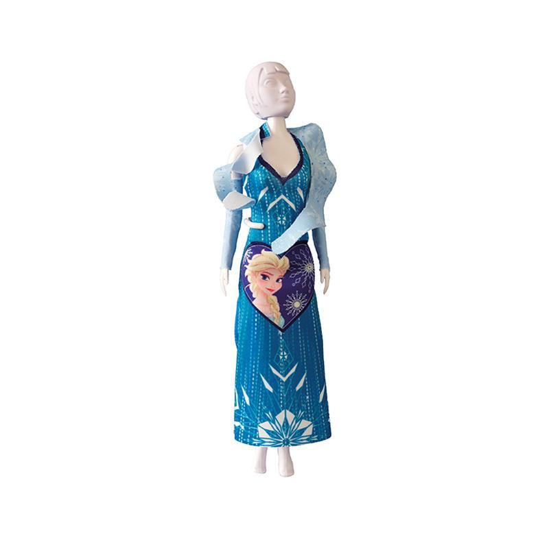 Set de croitorie hainute pentru papusi Couture Disney Mary Crystal, Dress Your Doll