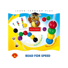 Incarca imaginea in Galeria de imagini, Joc educativ margele jumbo de insirat Bead for Speed, Alexander Games