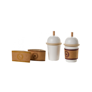 "Set 2 milkshake la pachet ""TO GO"", 3+ MamaMemo"