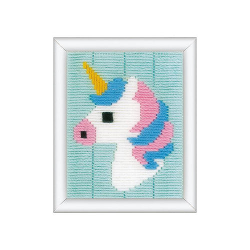 Kit creativ coasere Unicorn, Kits4Kids - Manute Creative