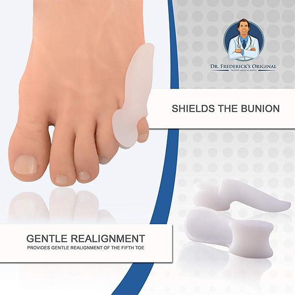 ZenToes Tailors Bunion-1 Pair-www.romancci.com