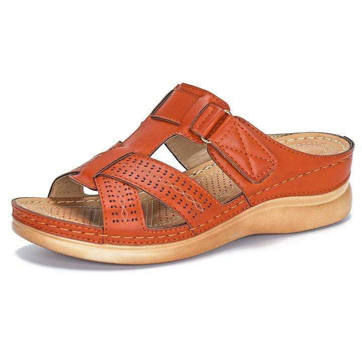 Women's Summer Open Toe Comfy Sandals