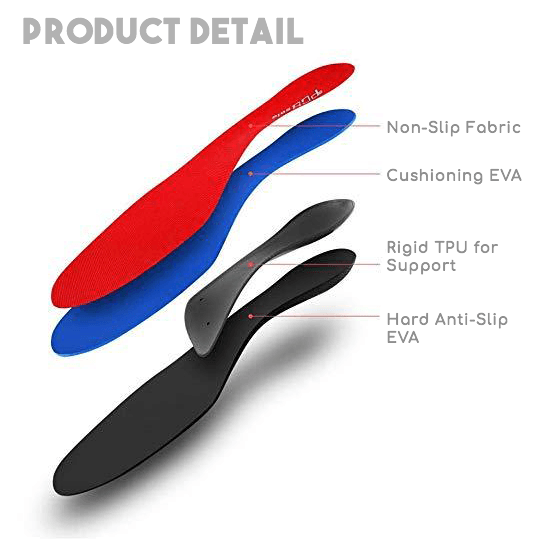 Premium Arch Support Orthopedic Insoles 2.0