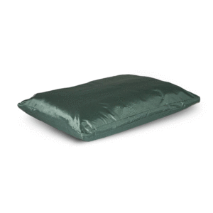 County Waterproof Deep Filled Dog Bed in Green by Danish Design