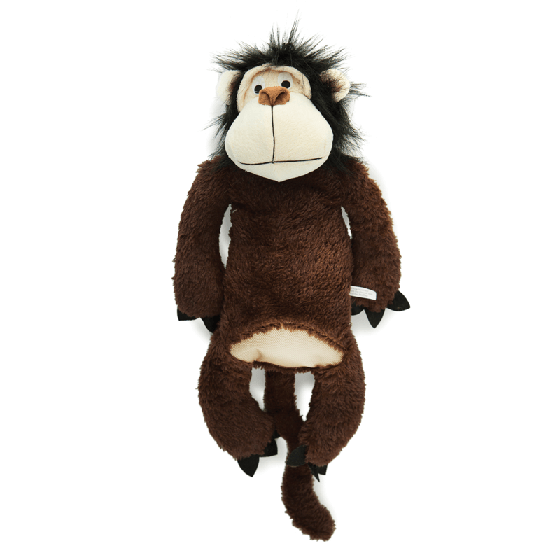 Gaby the Gorilla Dog Toy by Danish Design