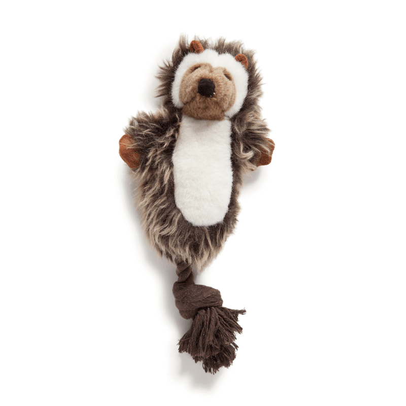 Moe the Mole Plush Dog Toy