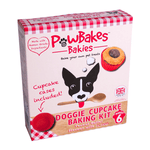 Dog Cupcake Baking Kit