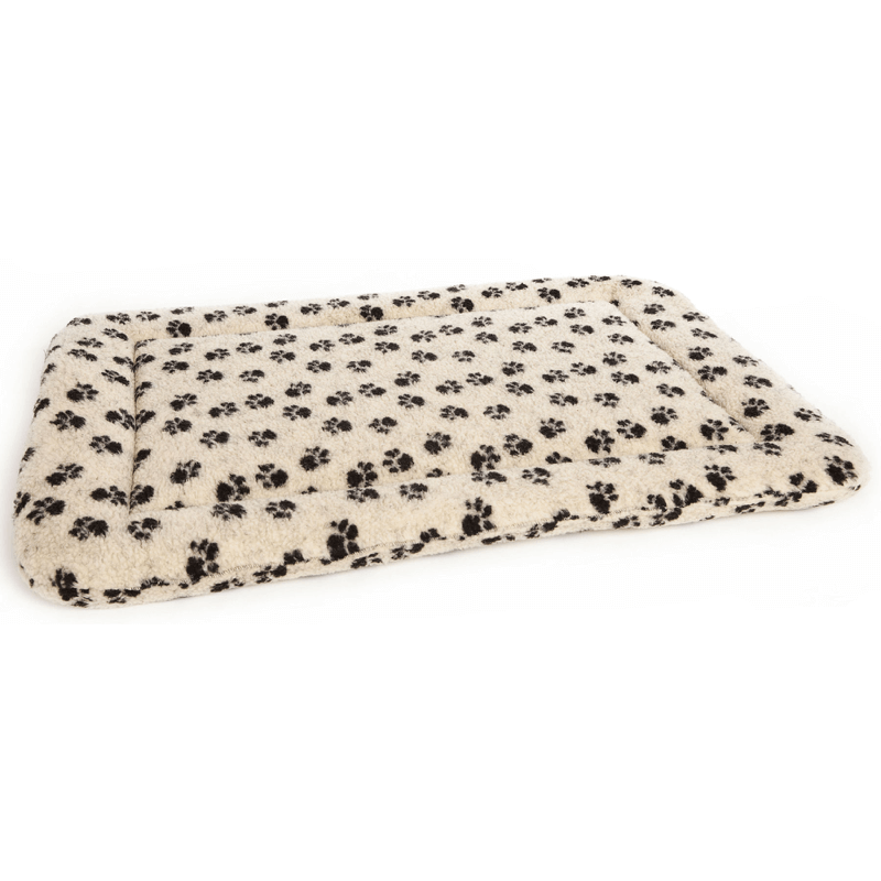 Rectangular Dog Crate Cushion Pad by Pets and Leisure