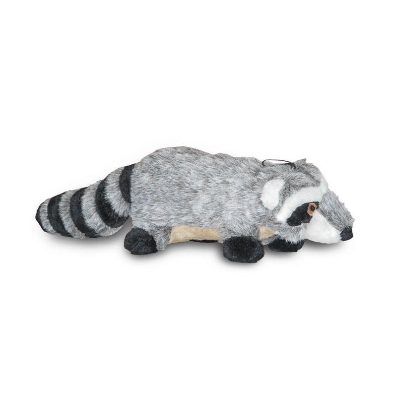 Ricky the Raccoon Plush Dog Toy by Danish Design