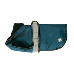 The Ultimate 2 in 1 Waterproof Dog Coat in Blue