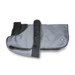 The Ultimate 2 in 1 Waterproof Dog Coat in Grey