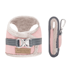 Bowl and Bone Yeti Rose Dog Harness and Lead Set