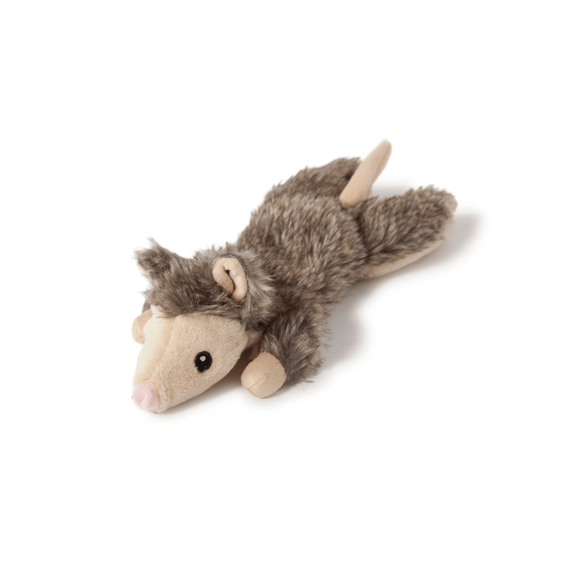 Sybil the Flat Squirrel Dog Toy by Danish Design