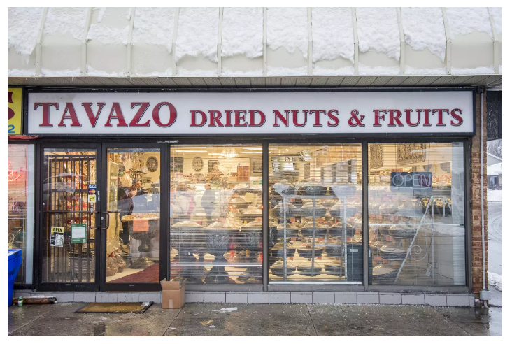 Spice City Toronto: Tavazo Delivers the (Dried) Goods