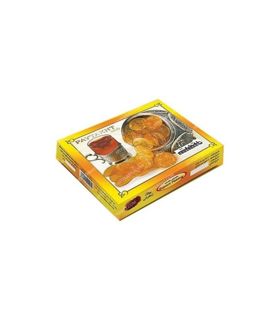 Sliced Candy (Saffron,Poolaki) - Tavazo Corporation