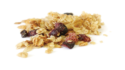 Organic Berry Infusion Cereal