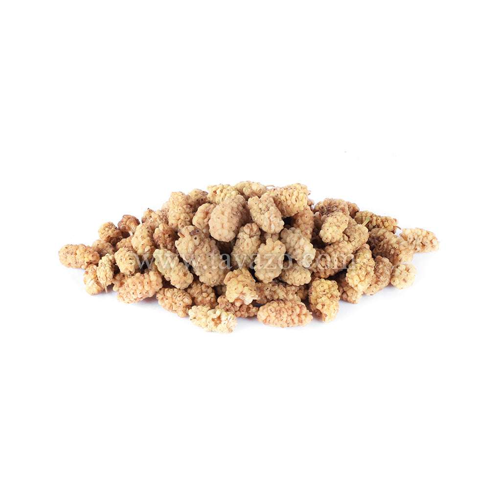 Dried Mulberries - Tavazo Corporation