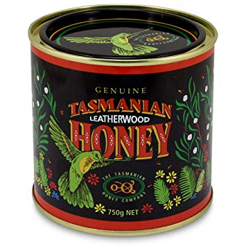 Genuine Tasmanian Leatherwood Honey