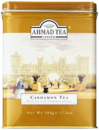 Ahmad Tea London (Leaves, Cardamom)